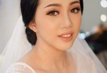 The Wedding by Brigita Indriani by VA Make Up Artist