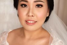 The Wedding By Brigita Indriani Va Make Up Artist