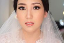 The Wedding by Vanny Adelina by VA Make Up Artist