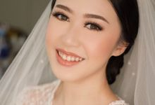 The Wedding by Shelvy Koe by VA Make Up Artist