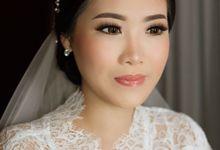 The Wedding by Shelvy Koe by VA Make Up Artist