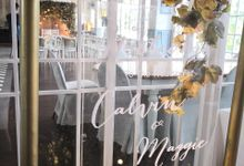 Intimate Wedding Calvin and Maggie at Wyls Kitchen Veranda Hotel by Fiori.Co