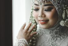 Nurul & Galih by Glows Wedding Planner