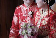 Holiday Inn Kemayoran - Andre & Liana by Matteo Wedding Organizer