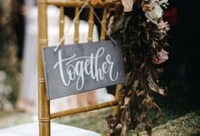 The Wedding of Winsen & Rebeka by TurquoiSe Organizer