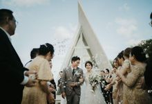 Wedding of Wina and Julius by Conrad Bali