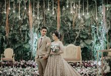 Dilan & Chilla Rustic Wedding by Simple Wedding Organizer