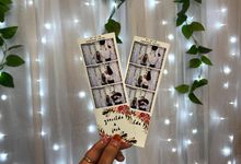 Photo Booth - Instant Prints @ Conrad Hotel by OneTwoThree Snap Studio