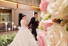 Edo & Vivi Wedding by Elina Wang Bridal