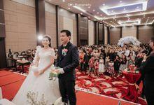 Wedding Sandra & Eko by Hotel Olympic Renotel Sentul
