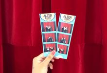 Instant Prints for a dinner & dance by OneTwoThree Snap Studio