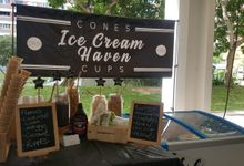 Mobile Ice Cream Station by OneTwoThree Snap Studio