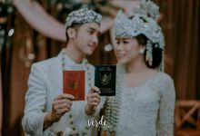 The Wedding Escada & Kevi 24 Nov 2018 by AVIARY Bintaro