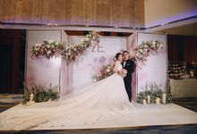 Alvin & Eunice wedding by PaperGrafe