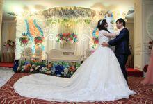 The wedding of Erick wennaldy & Lian leonard by ID Organizer