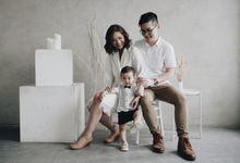 Family Photoshoot - Jessica & Jul by glowyblush
