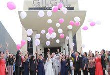 The wedding of Pendi & Yeny Pranata by ID Organizer