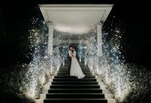 The Wedding of Vava & Giofany by TurquoiSe Organizer