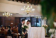 The Holy Matrimony of Feli & Eka by Warna Project