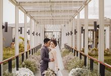 The Wedding of Eric & Revina by TurquoiSe Organizer