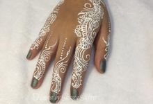 White Henna by Henna by QIA