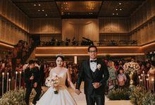 Wedding Day by Elina Wang Bridal
