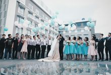 The Wedding of Hadiman & Sheila by TurquoiSe Organizer