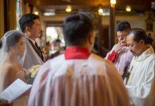 Gereja BHK - Paroki Kemakmuran - Steven & Cressa by Impressions Wedding Organizer