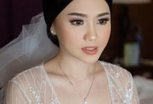 The Wedding By Shelvy Koe Va Make Up Artist