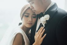 The Wedding of Ivan & Devina by TurquoiSe Organizer