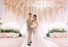 Holy Matrimony by Elina Wang Bridal