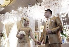 Wedding of Nanda & Jongeon by Hotel Ibis Gading Serpong