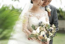 Rudy & Irene by One Heart Wedding