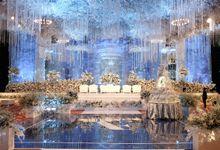 Albert & Felicia Wedding by De Sketsa decoration
