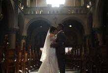 Andrianus & Agnes (Balai Samudera) by One Heart Wedding