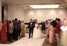 Wedding of Raymond & Lia by Elina Wang Bridal