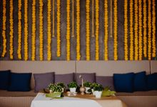 Nishanth & Vinutha - Royal Indian Wedding Party by Journal Portraits