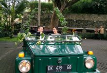 Jessie and Sean Wedding Buy Out on 19 Jan 2019 by Alila Ubud