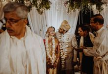 Royal Indian Wedding by Journal Portraits