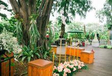 Wedding of  Huawei & Kartika by Hotel Sahid Jaya Lippo Cikarang