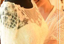 Wedding of Andrew & Felicia by Elina Wang Bridal