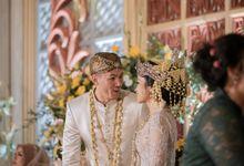 Amelia & Robert by One Heart Wedding