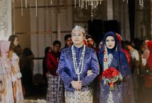 Alnindo & Sekar by One Heart Wedding