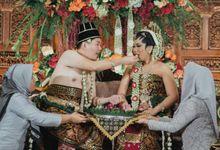 Wedding of Feli & Eka by Finest Organizer