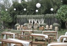 Bohemian Wedding Concept by Arcana Wedding Planner