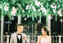 Felicia - Judhi Wedding Day by Elina Wang Bridal