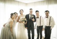 The wedding of Jeffry & sherlie by ID Organizer