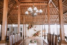 Monika & Ical Engagement Decoration by Nona Manis Creative Planner