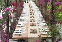 Elegant Jungle Wedding Buy Out by Alila Ubud