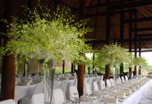 Elegant Jungle Wedding Buy Out by Alila Ubud